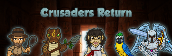 Codename Entertainment : Crusaders of the Lost Idols