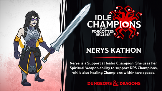 Dungeons & Dragons Nerys