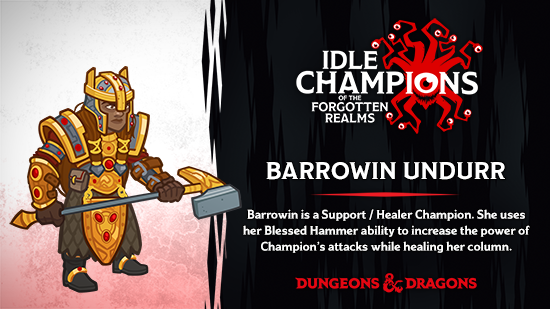 Dungeons & Dragons Barrowin