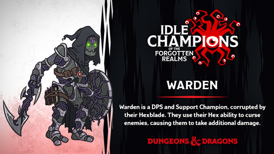 Dungeons & Dragons Warden