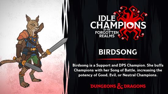Dungeons & Dragons Birdsong