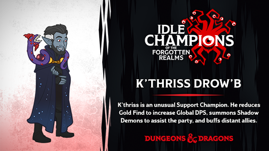 Dungeons & Dragons K'thriss Acquisitions Inc C Team