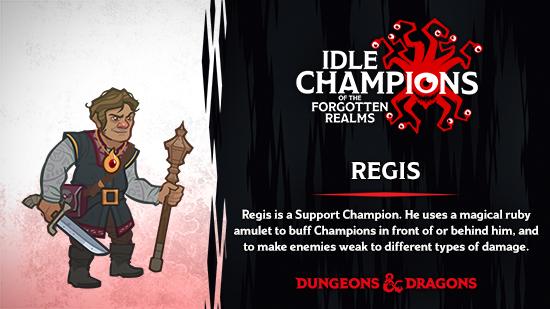Dungeons & Dragons Regis