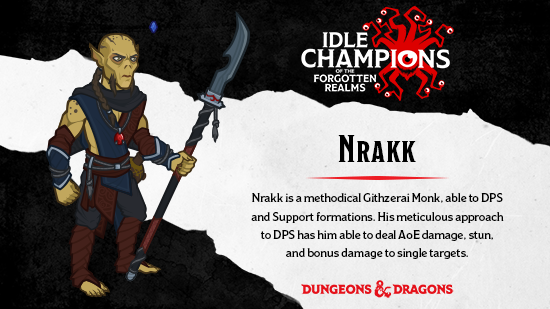 Dungeons & Dragons Nrakk