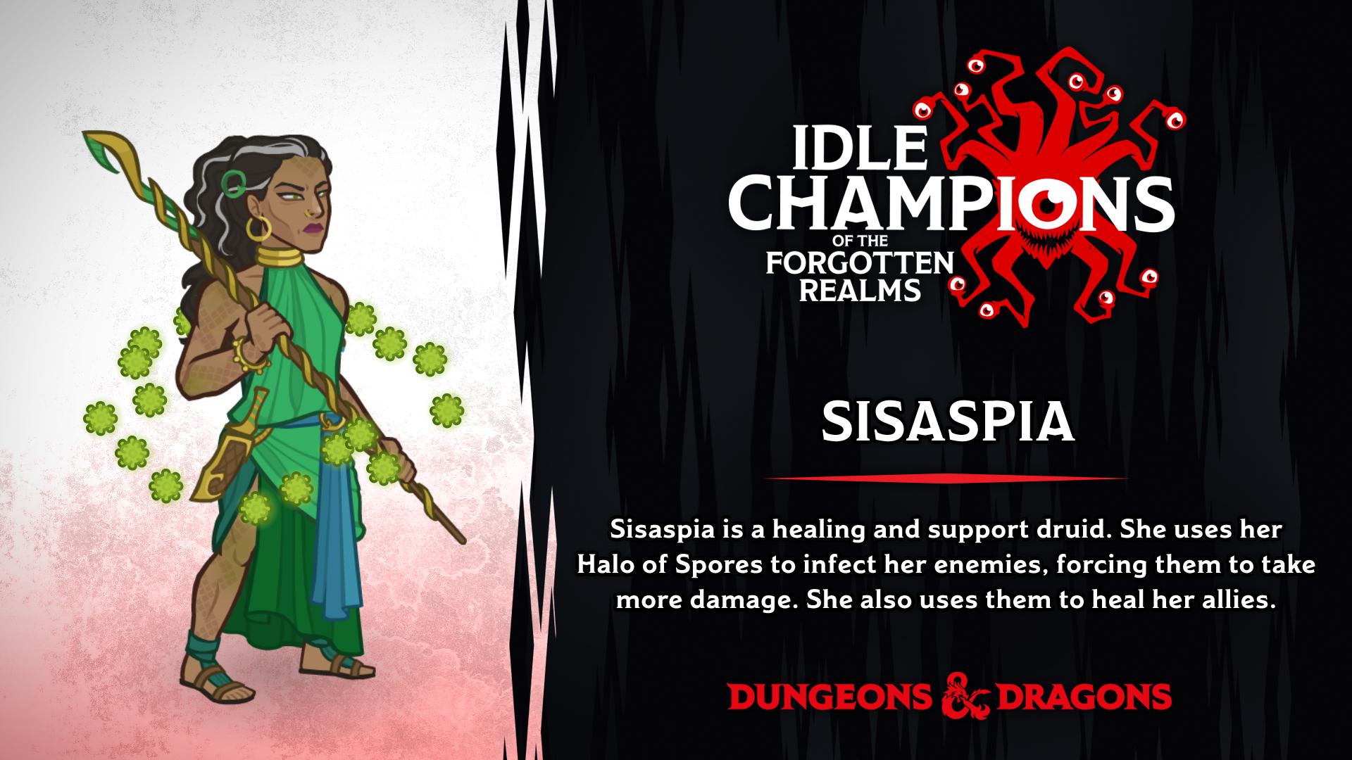 Dungeons & Dragons Sisaspia