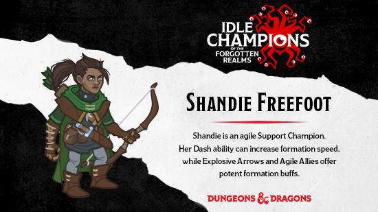 Dungeons & Dragons Shandie Freefoot Baldur's Gate Jim Zub