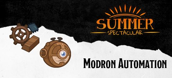 Dungeons & Dragons Summer Spectacular Modron Automation