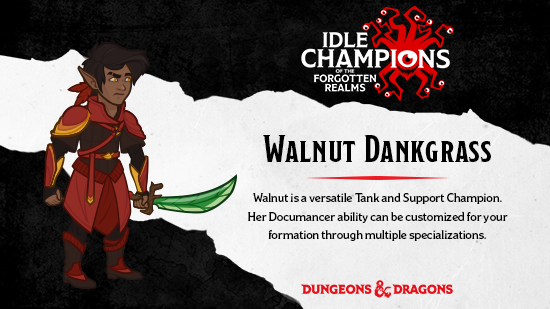 Dungeons & Dragons Walnut Dankgrass Aquisitions Incorporated CTeam