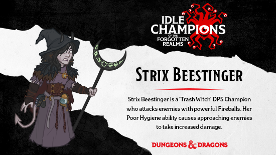 Dungeons & Dragons Strix Beestinger