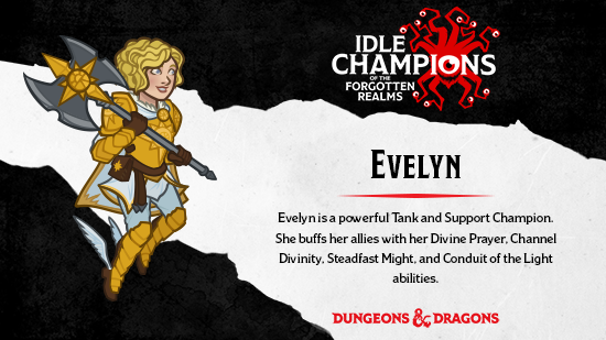 Dungeons & Dragons Evelyn Avalona Helvig Marthain Anna Prosser Acquisitions Incorporated