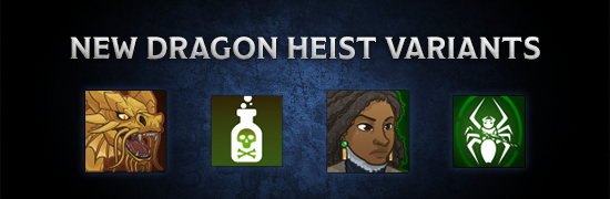 Dungeons & Dragons Idle Champions Waterdeep: Dragon Heist