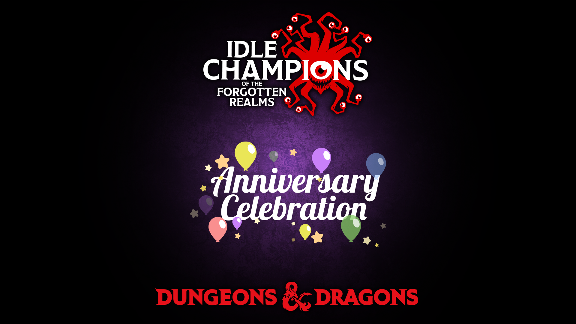 Dungeons & Dragons Third Anniversary