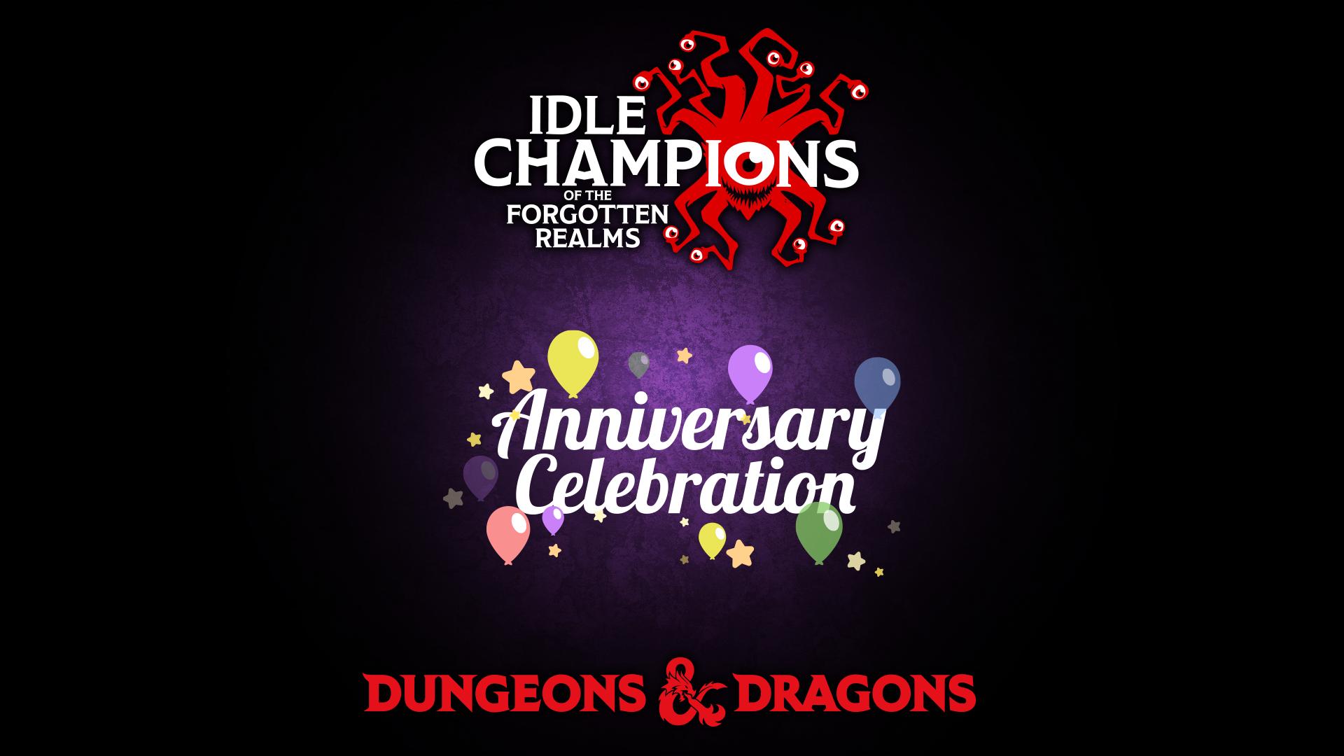 Dungeons & Dragons Third Anniversary