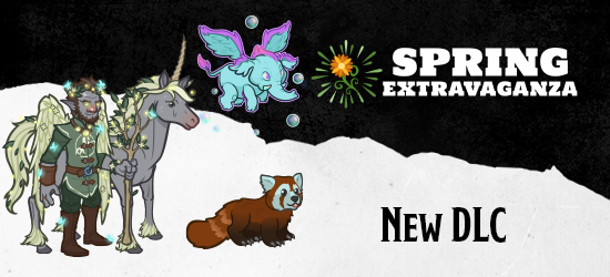 Dungeons & Dragons Spring Extravaganza New DLC