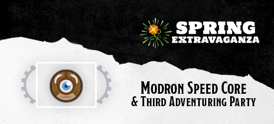 Dungeons & Dragons Spring Extravaganza Modron Speed Core