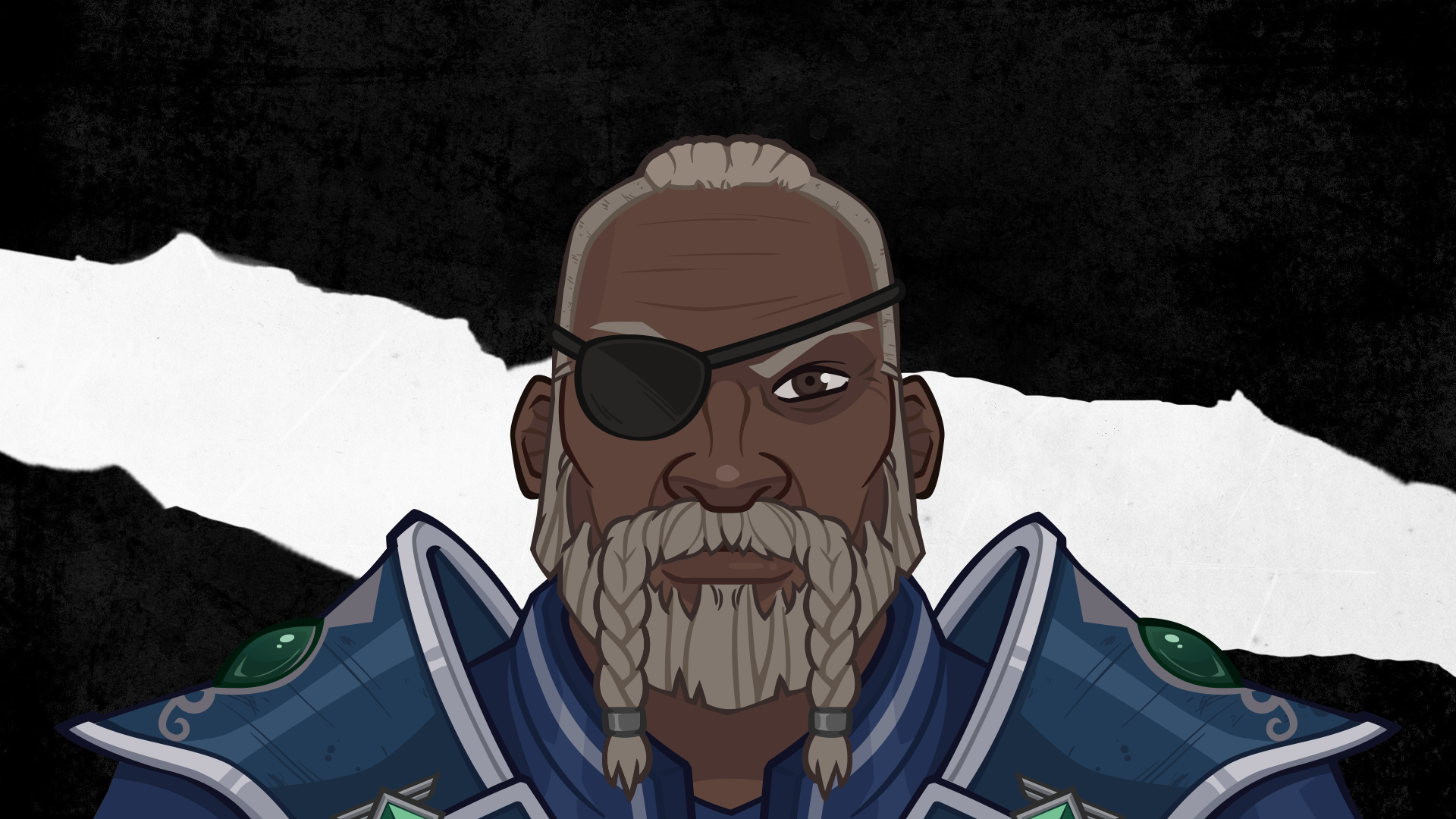 Dungeons & Dragons Sgt Knox