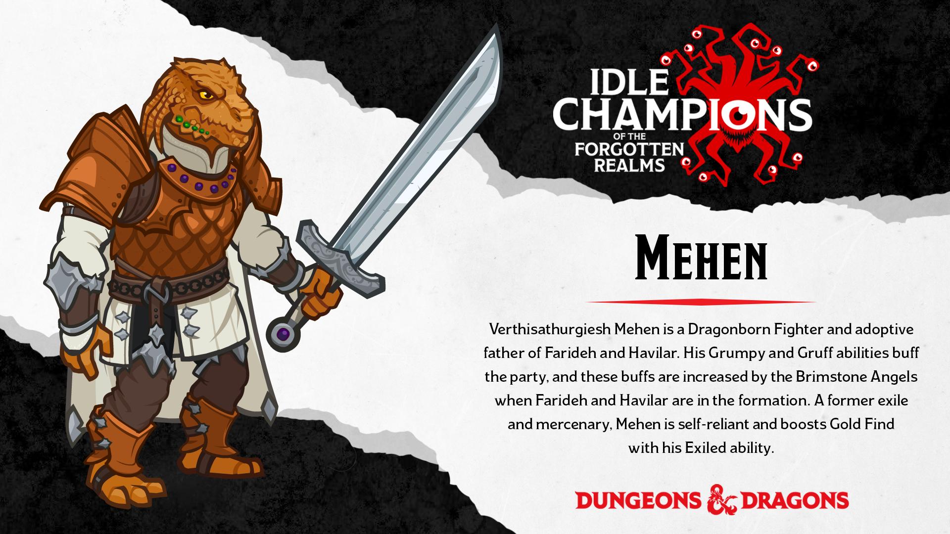 Dungeons & Dragons Verthisathurgiesh Mehen